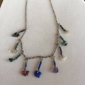 Jewelry - Beaded Multi Color Necklace